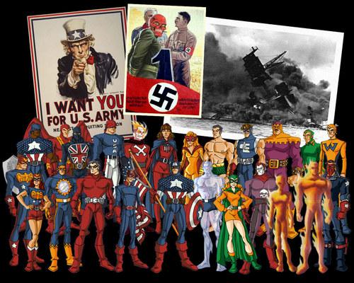 WW2 Marvel