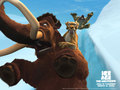 Water Slide - ice-age wallpaper