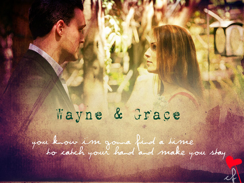 Wayne and Grace