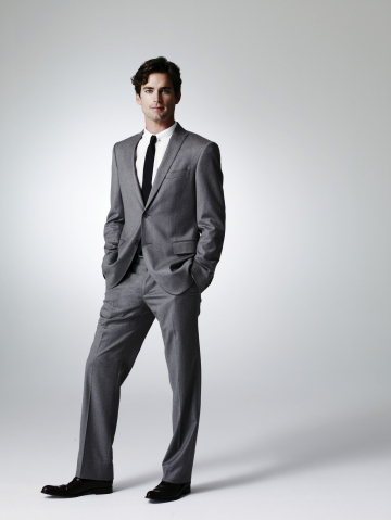 White Collar wallpaper containing a business suit, a suit, and a three piece suit titled White Collar