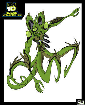 Ben 10: Alien Force wallpaper containing anime entitled Wildvine