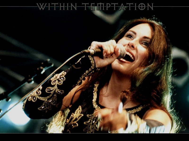 temptation wallpaper within. Within Temptation - Symphonic Metal Wallpaper (9160489) - Fanpop