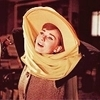 Audrey Hepburn photo possibly containing a cloak and a capote titled audrey