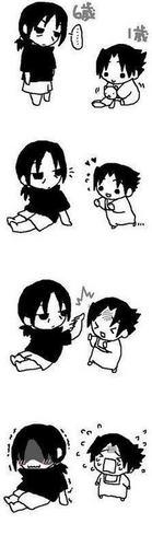 bad itachi!!