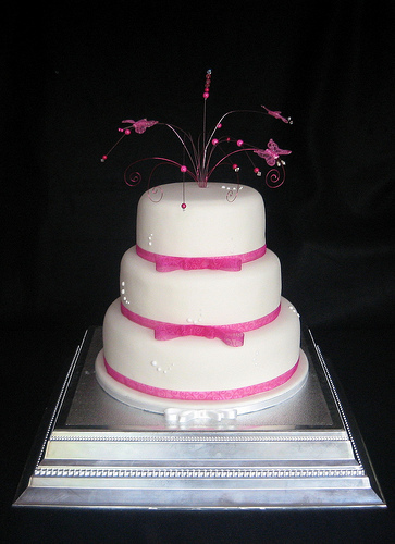 borboleta Cake