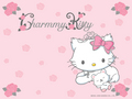 charmmy :) - charmmy-kitty wallpaper