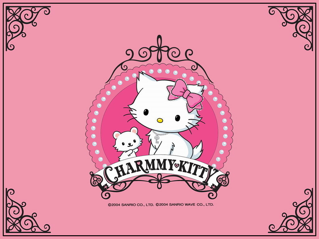 Charmmy kitty charmmy wallpaper