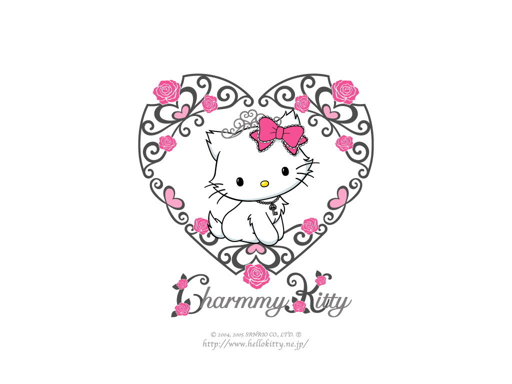 Charmmy Kitty Images Charmmy Wallpaper Hd Wallpaper And