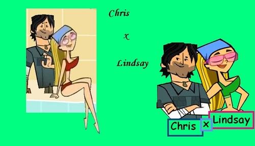 chris and lindsay