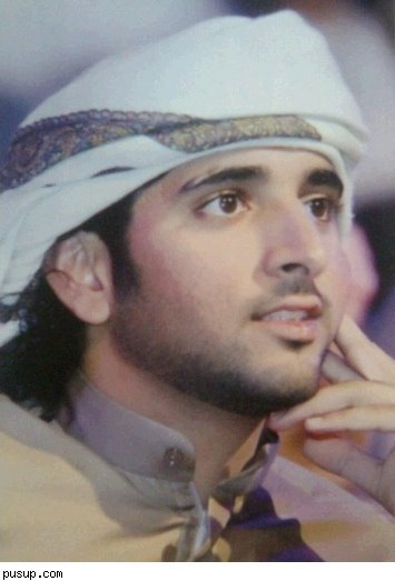 Crown prince of dubai