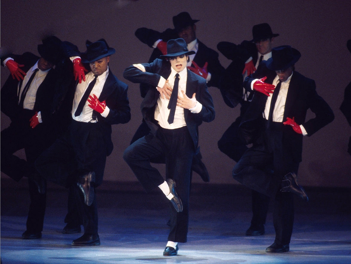 dance Michael,dance