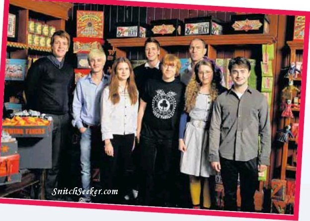 daniel radcliffe webby awards. hp cast - Daniel Radcliffe
