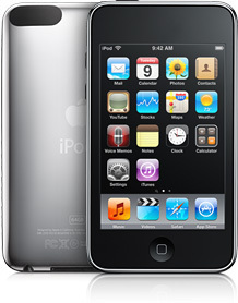ipod的, ipod touch