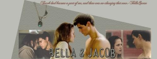 jacob/bella thêm than Những người bạn
