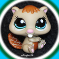 littlest pet shop beaver 1192 - littlest-pet-shop photo