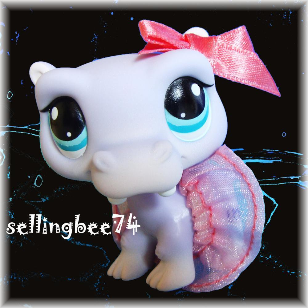 Littlest Pet Shop Hippo littlest pet shop hippo