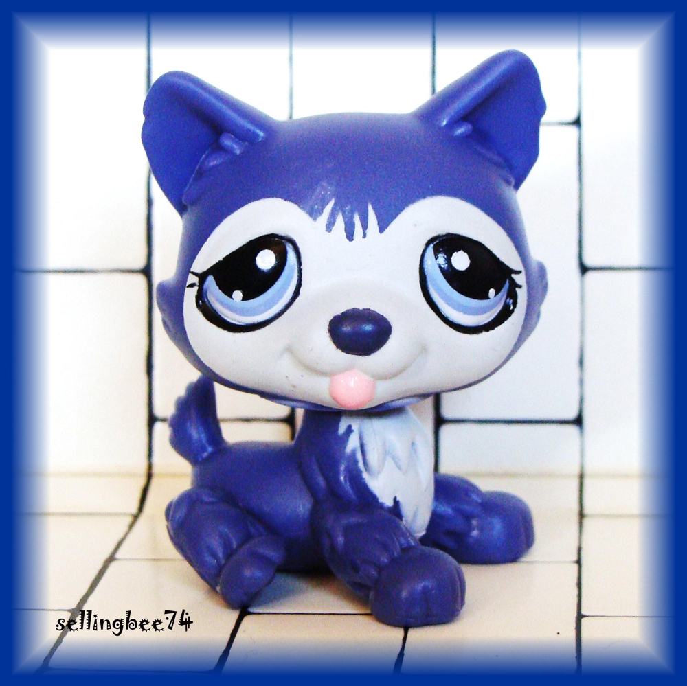 my Littlest Pet Shop Dogs Littlest Pet Shop Husky Dog