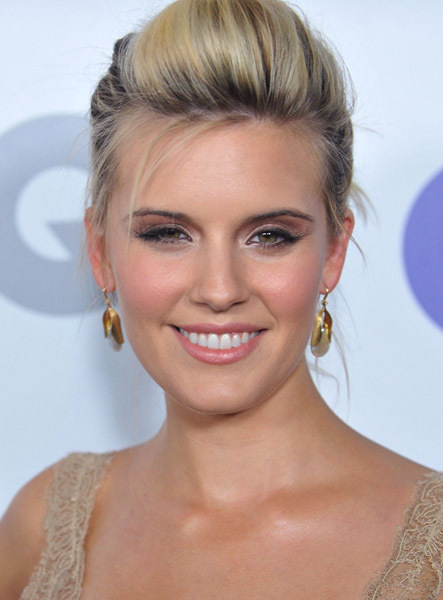 Maggie Grace eye colour