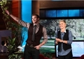 on Ellen D. show - twilight-series photo