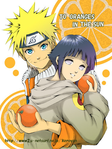 Hinata+Naruto=forever images orange wallpaper and background photos