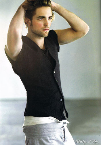 robert pattinson(hottttt)