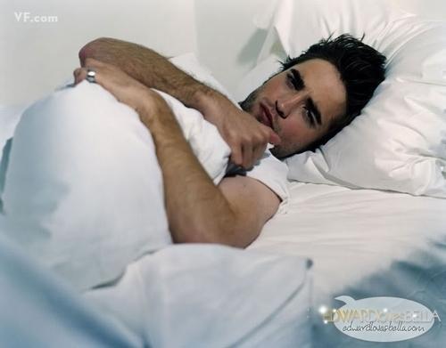 robert pattinson sleeping - Durmiendo
