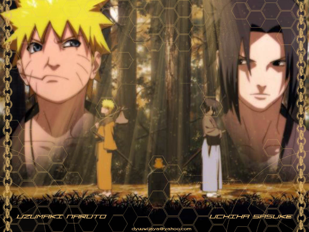 samurai rivals - naruto-shippuuden photo