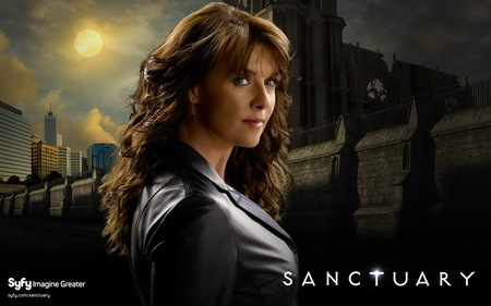 Sanctuary wallpaper with a business suit, a well dressed person, and a street called sanctuary