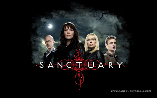 sanctuary - sanctuary Wallpaper