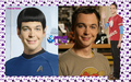 sheldon-cooper - sheldor》》》》spock wallpaper