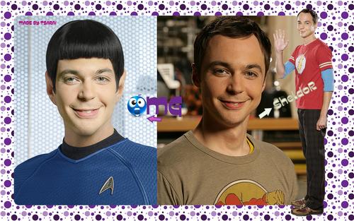 sheldor》》》》spock