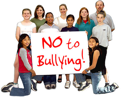 institution punishes innocent victim chose defend totally support illegal bullying