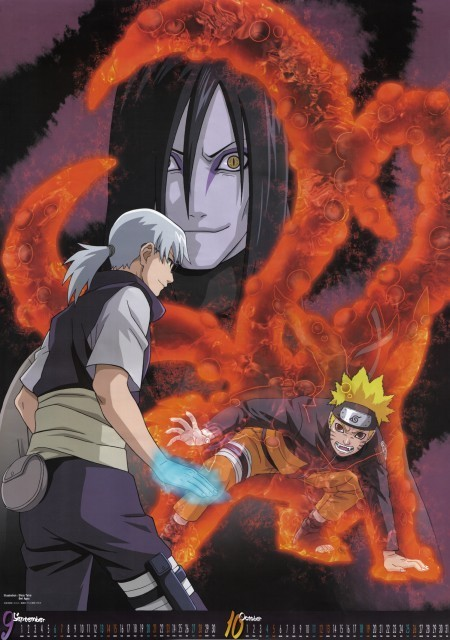 struggle to the death - naruto-shippuuden photo