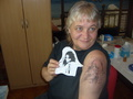 Alice Cooper Tattoo