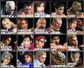 tekken team - tekken photo