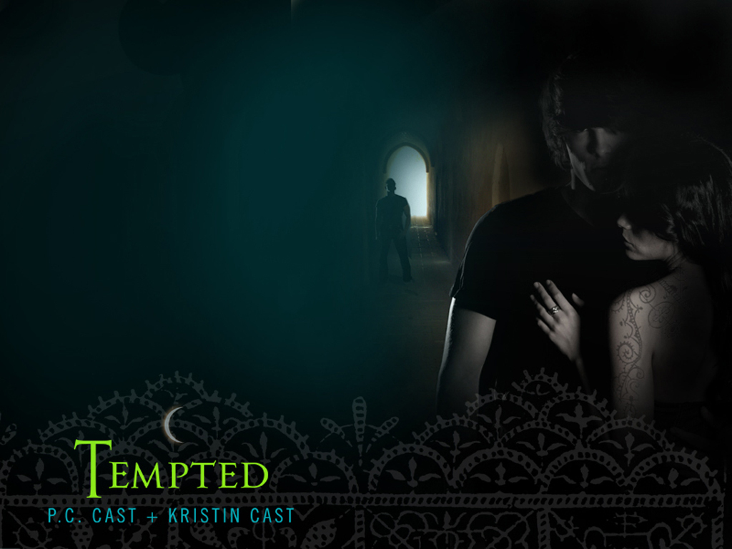Tempted house of night series wallpaper 9180246 fanpop for Housse of night