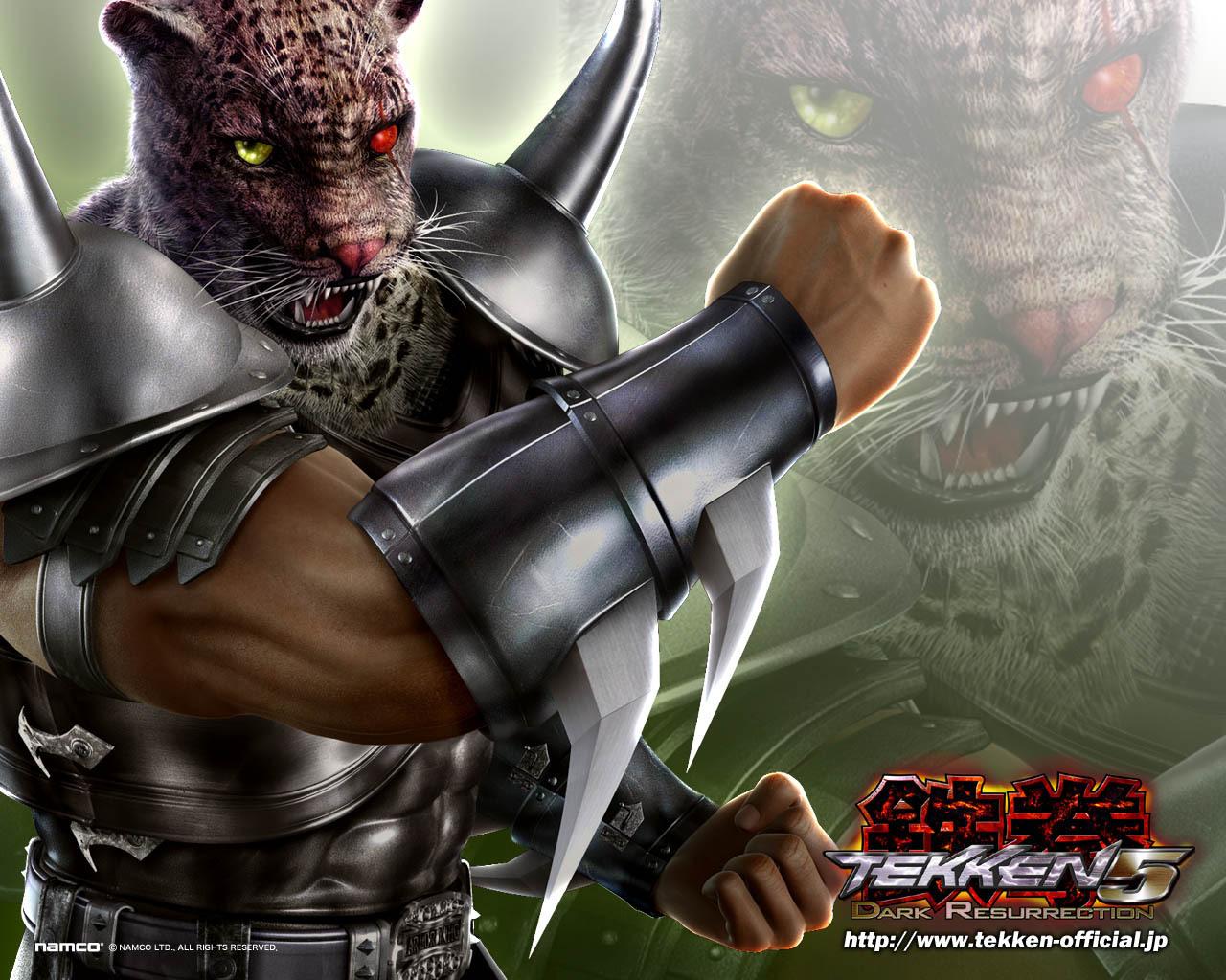 Tiger Tekken Photo 9171637 Fanpop Page 8