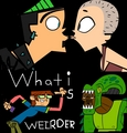 who or what do you think is weirder - total-drama-action fan art