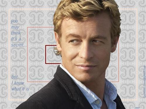 you may think it&#39;s a secret... - the-mentalist Wallpaper