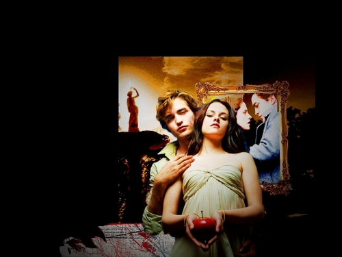 .Edward&Bella wallpaper <3