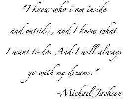 !Michael Jackson Quote!