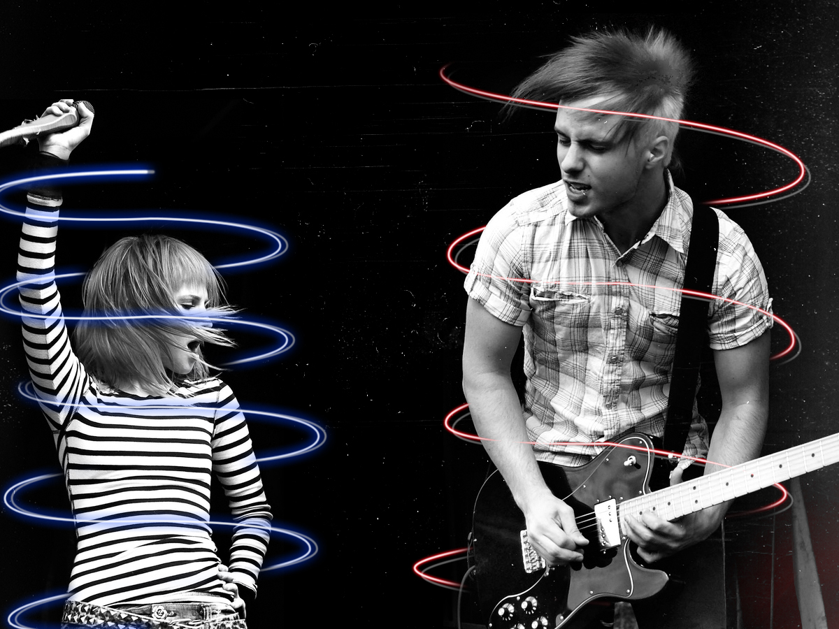 .Paramore Wallpapers