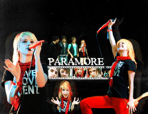 .Paramore वॉलपेपर्स <3
