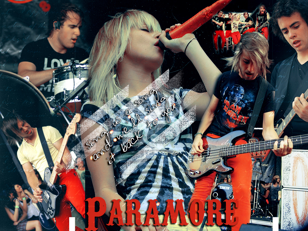 Paramore Wallpapers <3