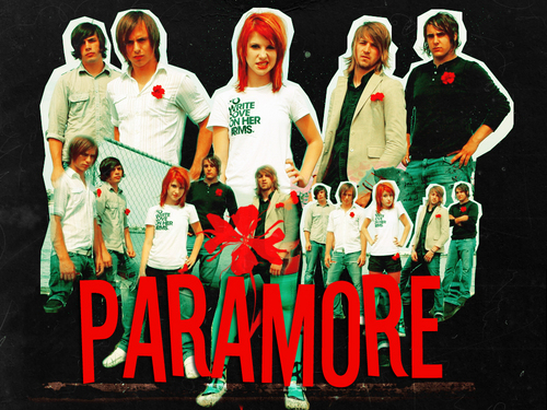 .Paramore Wallpapers <3