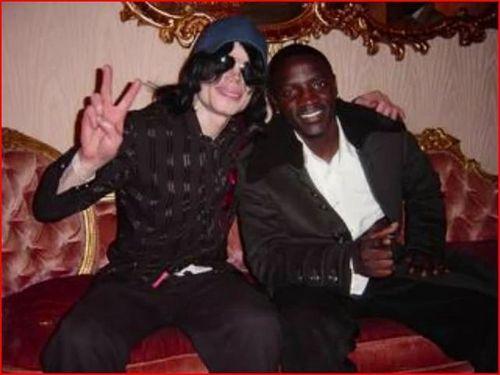 """""""with Akon"""""""