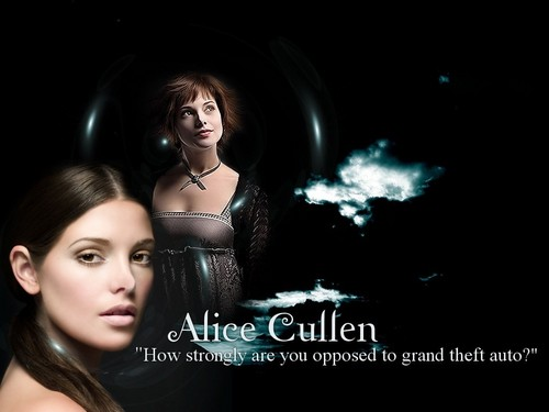 A.Cullen Wallpapers <3 - alice-cullen Wallpaper