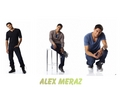 Alex Meraz - new-moon wallpaper