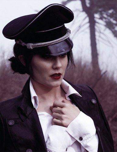 Alison Lohman   Flaunt Magazine Photoshoot
