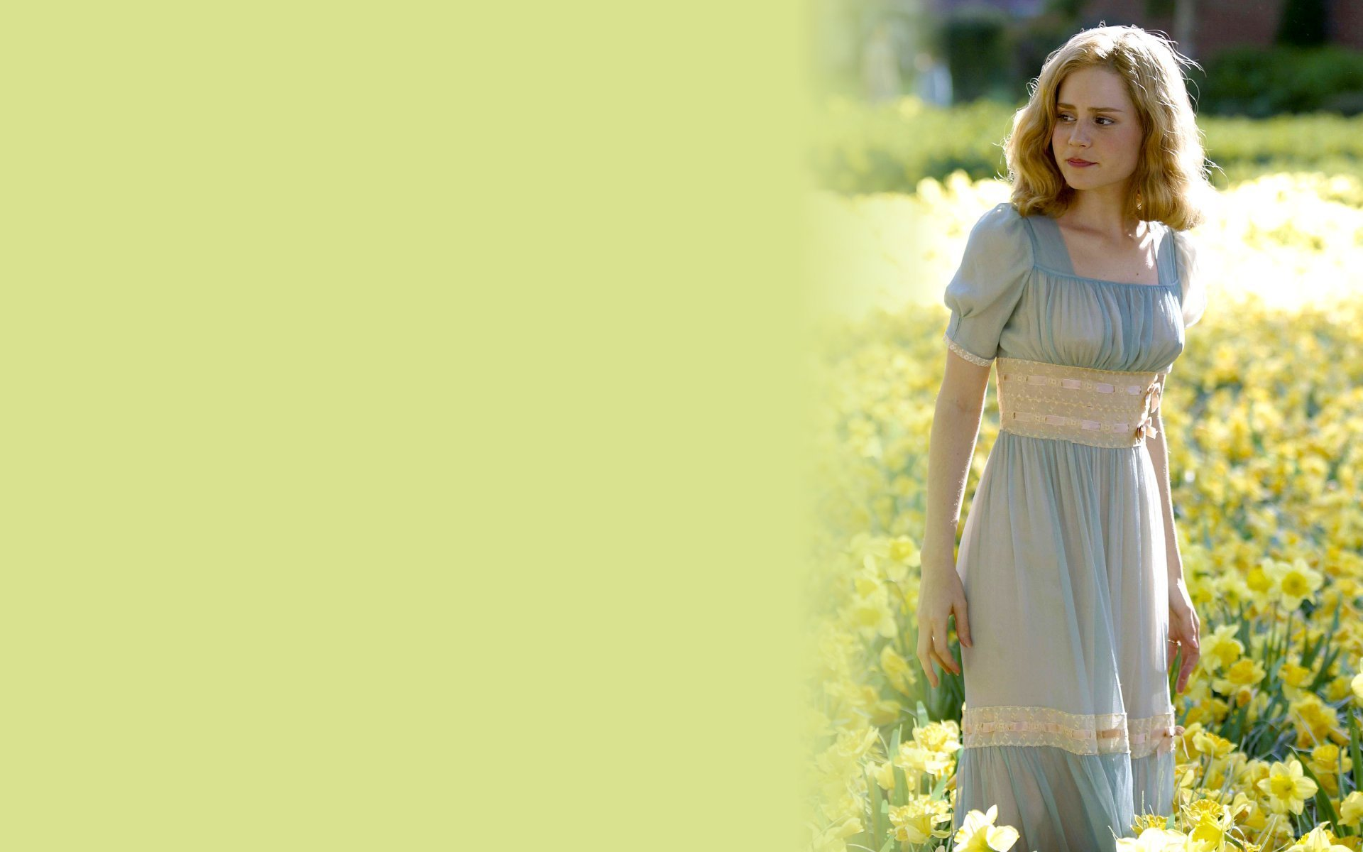 Alison Lohman Alison Lohman  quot Big Fish quot  Widescreen WallpaperAlison Lohman Big Fish